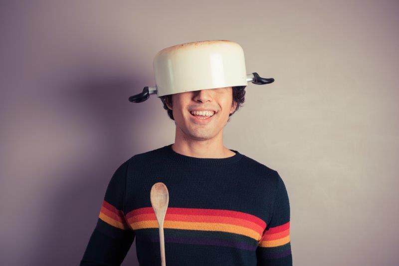 Pot and Spoon Guy