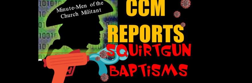 Squirt Gun Baptisms